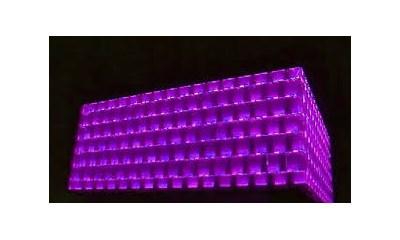 Arkitektonisk belysning
