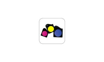 Fargerammer