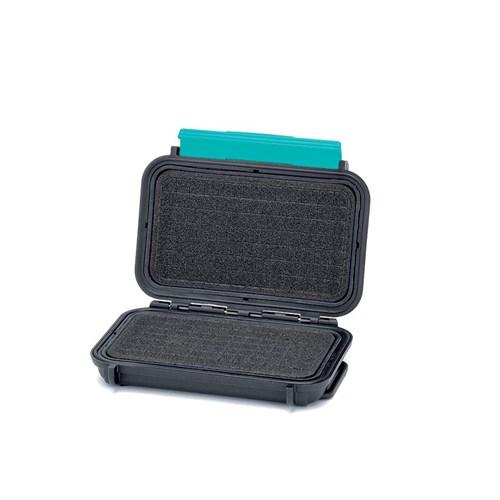 HPRC 1300 Black, Cubed foam