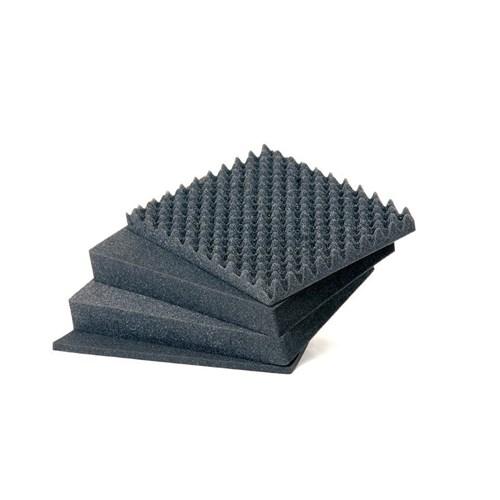 HPRC 2710 Black Cubed foam