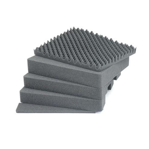 HPRC 2780W Black Cubed foam