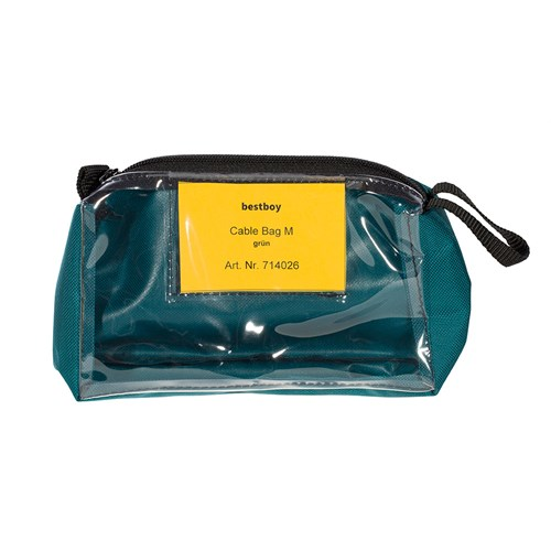 Bestboy 714 026  Cable Bag M green