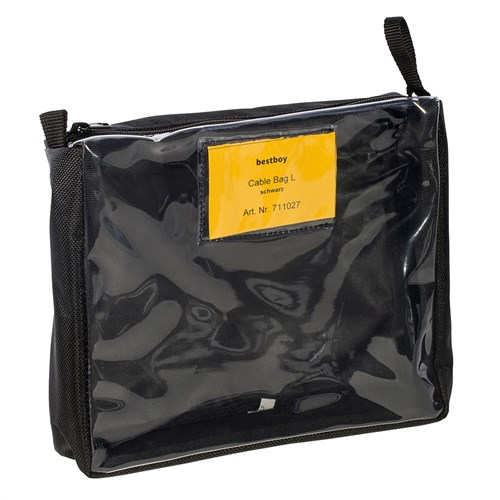 Bestboy 711 027  Cable Bag L black