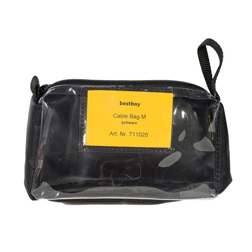 Bestboy 711 026  Cable Bag M black