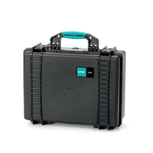 HPRC 2500 Empty  Black/Blue Bassano