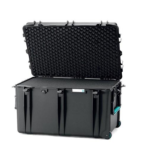 HPRC 2800W Wheeled Foam  Black/Blue Bassano