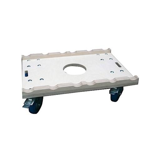 Hjulplate for 2 stk  trosse FD34 / 33 for 4 hjul (ikke inkl)