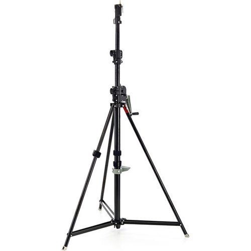 Manfrotto 087NWB Stand 167-370cm Max 30kg 21,4kg L.181cm