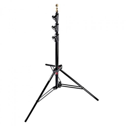 Manfrotto 1004BAC Stand 124-366cm maks 9kg vekt 3 kg L.107cm