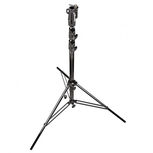Manfrotto 126BSU HEAVY DUTY BLACK STD 131-333cm Mx40kg 8,3kg