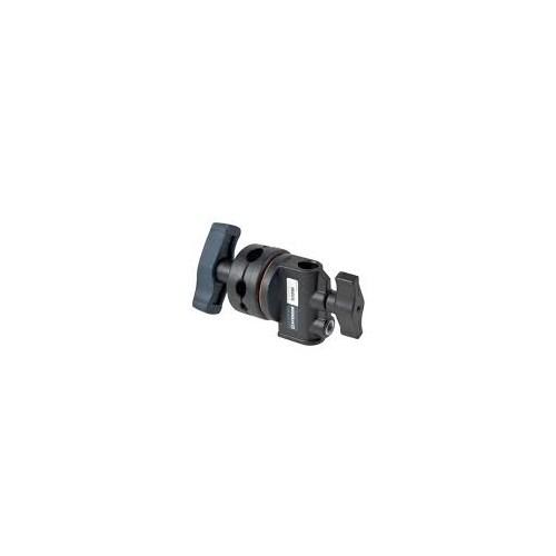 Manfrotto D200B Grip head w/16mm socket black