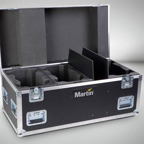 Martin Flightcase for 6 x MAC Aura