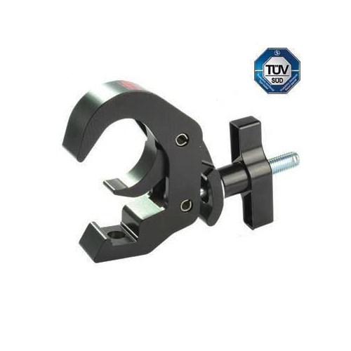 Doughty 38-51mm Quick Trigger 30mm svart 100kg m Bright logo