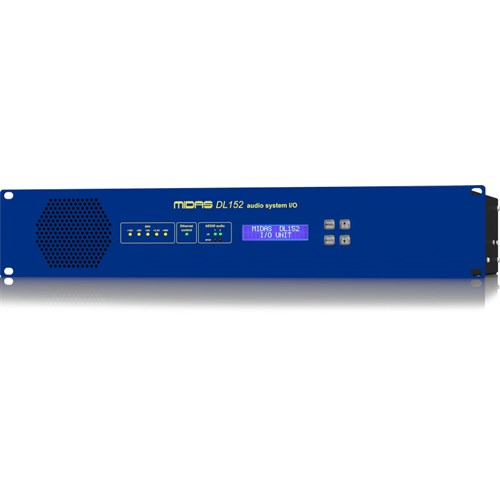 Midas DL152 - 24 outp. Fixed Format I/O Unit