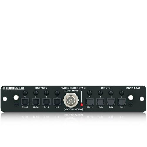 Klark Teknik DN32-ADAT 32xRec/Play ch. M32