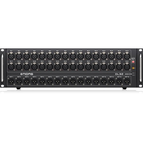 Midas DL32 32 In/16 Out M32 Stage Box