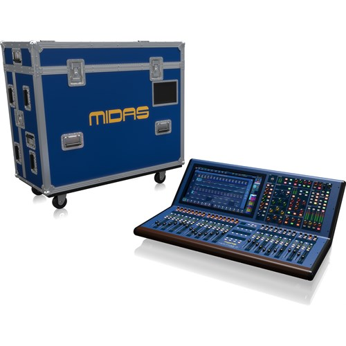 Midas HD96-24 Midas mixer Touring Package