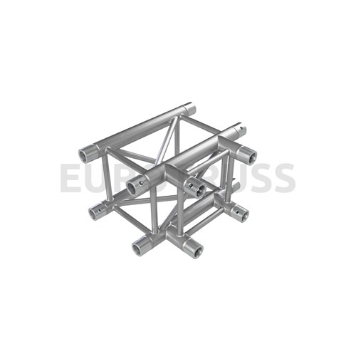 Eurotruss FD34 T-joint corner 3-way  50x41cm for sleeveblock