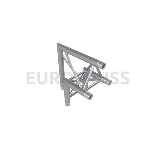 Eurotruss FD33 90 dgr down corner 2-way 50x50cm
