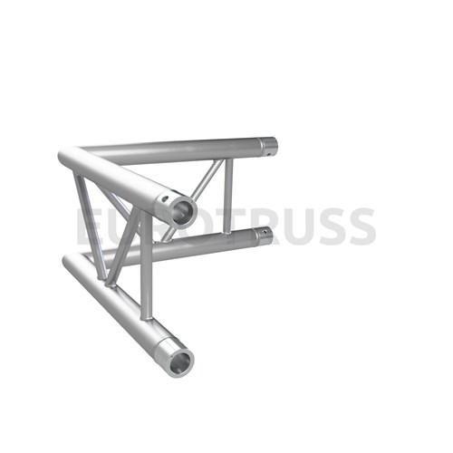 Eurotruss FD32 90dg corner 2-way 50x50cm V
