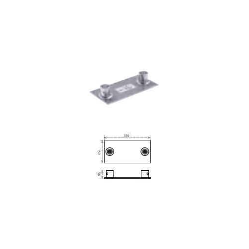 Eurotruss HD/FD32 Baseplate