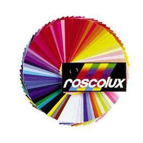Rosco Roscolux    Prøvebok 3,5 x  8 cm