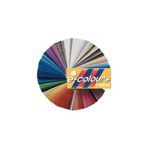 Rosco E-Colour+ 009 Pale Amber Gold
