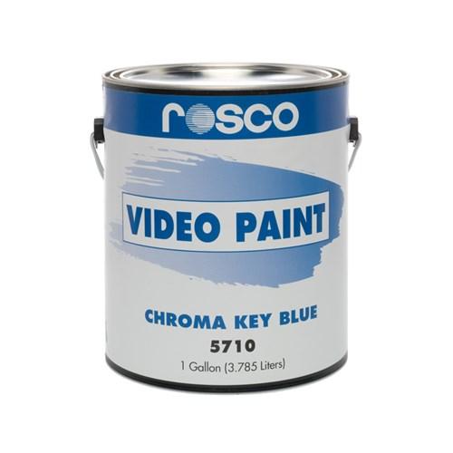 Rosco Chroma Key Blue Paint 3.79L