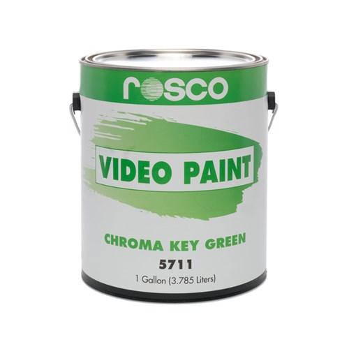 Rosco Chroma Key Green Paint 3.79L
