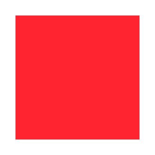 Rosco Fluorescent Red 0,473 L
