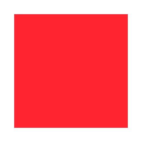 Rosco Fluorescent Red 3,79 L