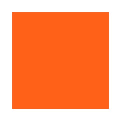 Rosco Fluorescent Orange 3,79 L
