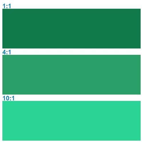 Rosco Supersat 59731 Pthalo Green 1L