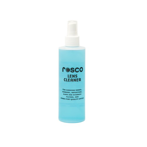 Rosco Lens Cleaner 236ml Spray Bottle. Linserengjøringsveske