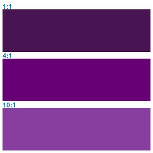 Rosco Supersat 59791 Purple 1L
