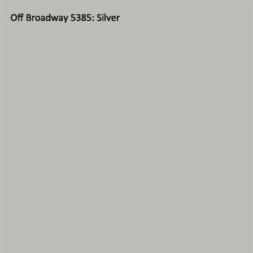 Rosco Off Broadway Silver 0.946 Litres