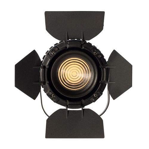 Bright Xbaby  Led Fresnel TW, Black body, Powercon, Xline