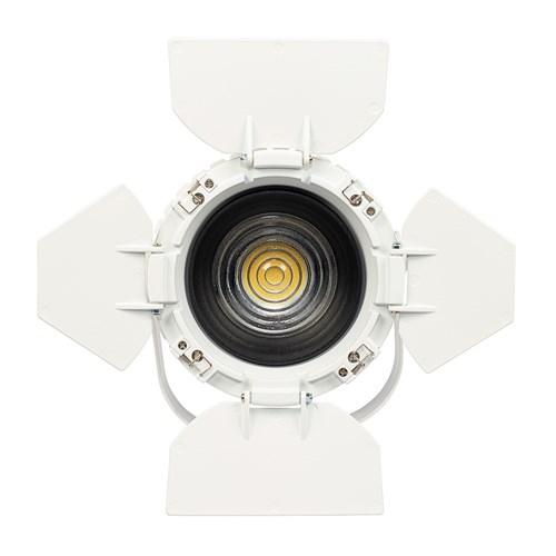 Bright Xbaby  Led Fresnel TW, White body, Powercon, Xline
