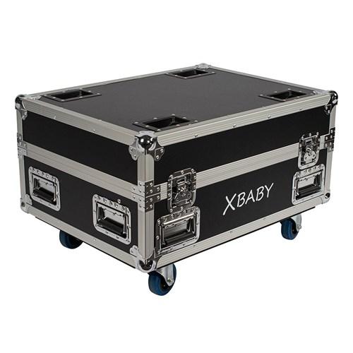 Bright Xbaby Flightcase for 10 x Xbaby Xline