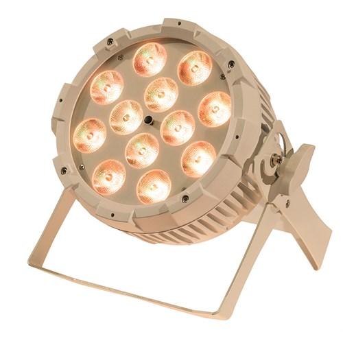 Bright XLED 12x8W RGBW LED Wash White Xline