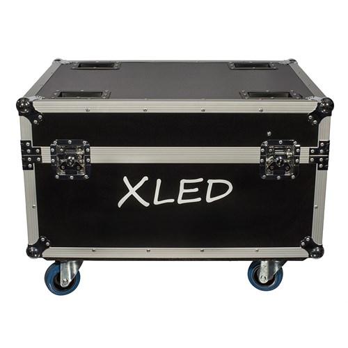 Bright XLED Flightcase 80x60x45 for 10 XLED Xline