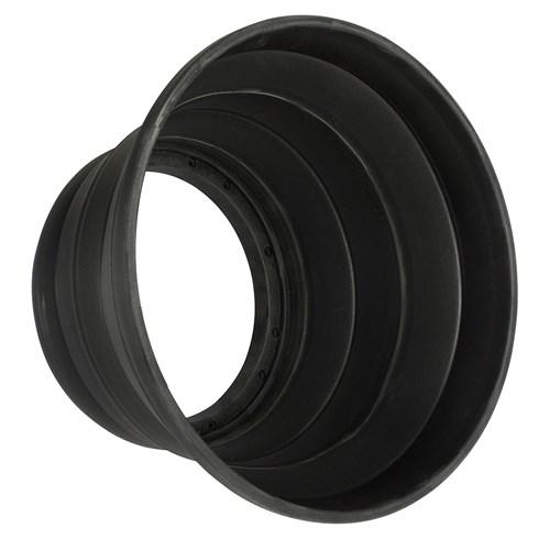 Bright XLED Foldable Tophat Black Xline