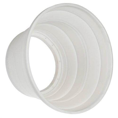 Bright XLED Foldable Tophat White Xline