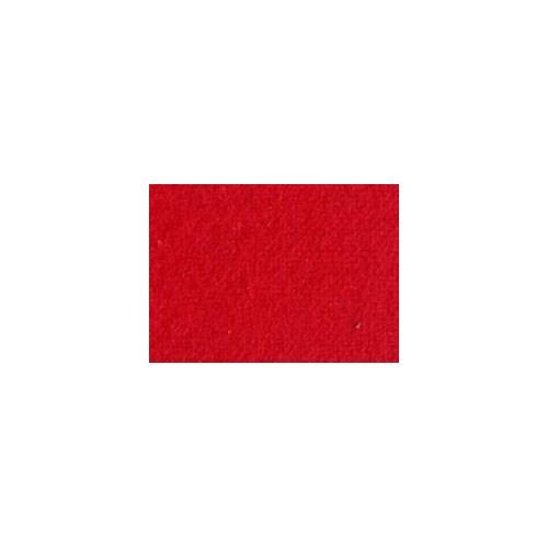 Molton Deko Rød             Fls130cm  165g/M2 3300