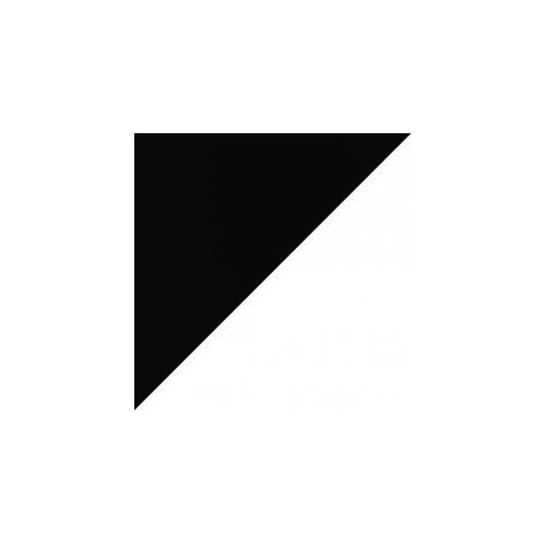 Dansematte 2m 25m rull svart/hvit 1,25mm 1,6kg/m² pris pr m