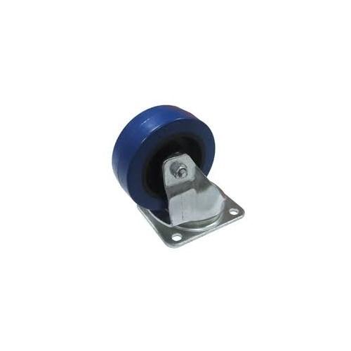 Penn   W0990-01 HD Hjul 100mm blå, Guitel             Bright