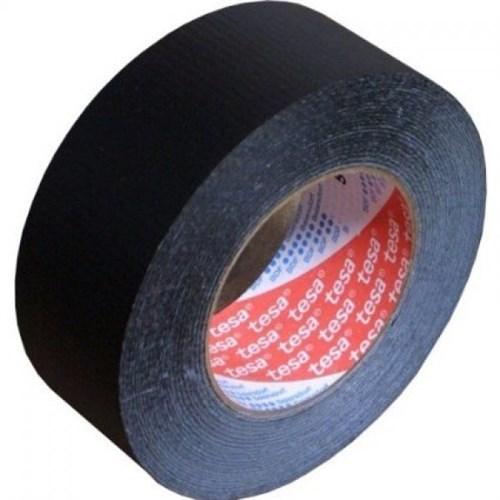 Tape  Gaffa  50mm  50m svart supermatt Tesa 4541