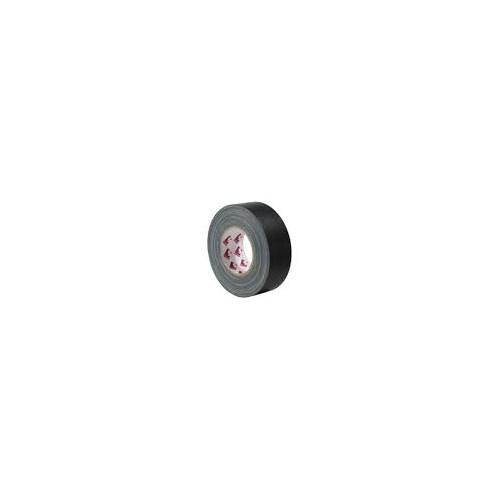 Tape  Gaffa  50mm  50m.   svart  matt Scapa 3130