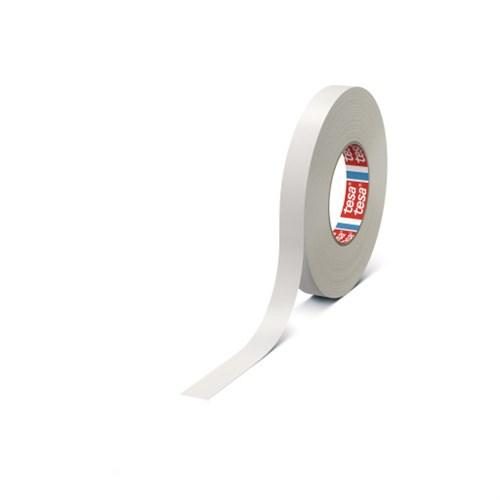 Tape  Gaffa 19mm 50m  hvit matt Tesa 4651