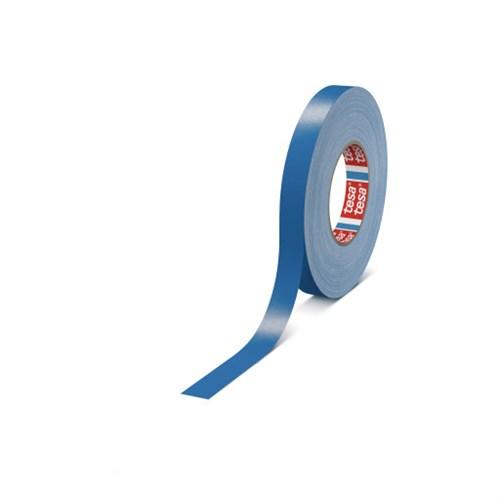 Tape  Gaffa 19mm 50m blå matt Tesa 4651